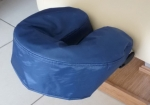Touch America Wet Drape for Face Pillow - Dark Blue; waterproof