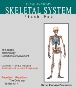 Skeletal System-Flash Paks