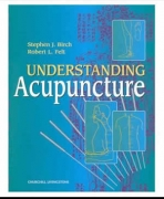 Understanding Acupuncture, 1e by R.L.Felt, S.J. Birch PhD BA LicAc