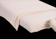 Innerpeace Sheet Set - 3 Piece - Fitted, Flat, FITTED Crescent - Set of 6