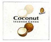 Kamini Coconut Incense Cones