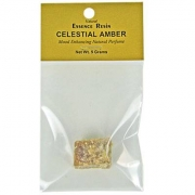 Celestial Amber Essence Resin 5 Gram Pack
