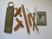 Bamboo Fusion Table Stick Set with DVD