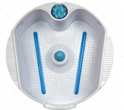Electric Heated Massaging Bubble Footbath