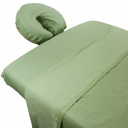 Therapist�s Choice� Premium Deluxe Microfiber Massage 3 pc Sheet Set