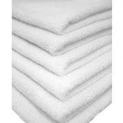 Egyptian Cotton Plain Washcloth Towel 13