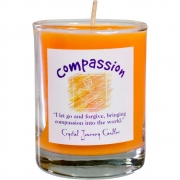 Soy Herbal Filled Votive Compassion
