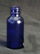 20-400 Cobalt Blue Bottle Only