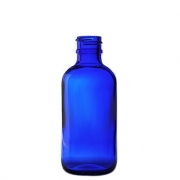 Cobalt Blue Bottle Only 24-400