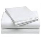 Percale Poly-Cotton Blend 3 Piece Sheet Set