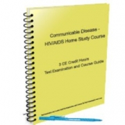 Communicable Disease - 3 CE Hours