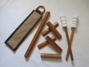 Bamboo Fusion Cold - Chair Bamboo Stick Set