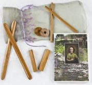Bamboo Fusion Facial Bamboo Stick Set & Facial Version DVD