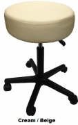 Therapist's Choice® Swivel Rolling Pneumatic Stool