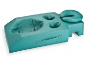Earthlite Pregnancy Cushion and Headrest