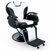 The Tuxedo Barber Chair