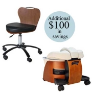 Pedicute Mini Package - additional $100 in savings