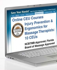 Save Your Hands! Injury Prevention, Self-Care and Ergonomics Course