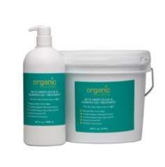 Organic Bath & Body Blue Green Algae & Seaweed Gel Treatment