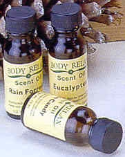 Body Relax Scent Oil - Chocolate Raspberry