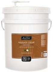 Bon Vital Coconut Massage Creme Pail - 5 Gallon