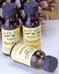 Body Relax Scent Oil - Almond