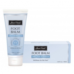Bon Vital Foot Balm - 3.38 oz TUBE