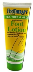 Queen Helene Foot Therapy, Tea Tree and Aloe lotion