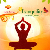 SAC Tranquility Incense Cones
