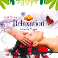 SAC Relaxation Incense Cones