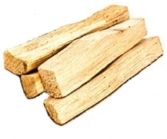 Palo Santo Wood Incense Sticks - 5in L, 4 pack