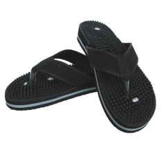 Accu Step Acupressure Y-Strap Sandals