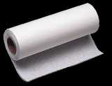 Headrest Rolls CREPE White 8.5 in x 125 ft.