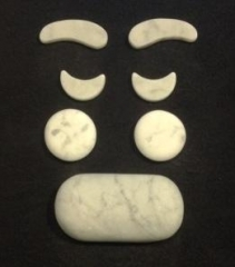 PGH Facial Marble Stone Set
