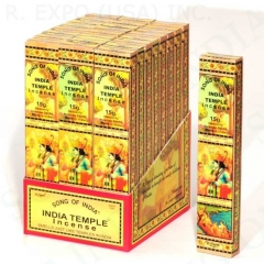 India Temple Incense Sticks 15g.