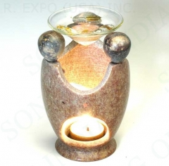 Stone Aroma Lamp- Friends