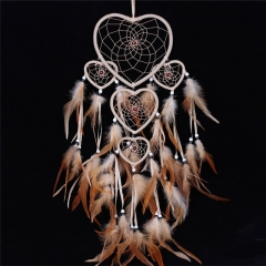 Vintage Dream Catcher With Feather Car - Wall Hanging 101248
