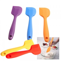 Silicone Long Handled Spatula