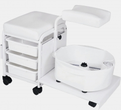 Technician Pedicure Unit with Tray - H-2305
