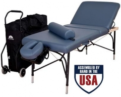 Oakworks Alliance Aluminum Table Package - Traveler