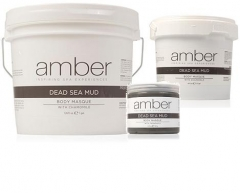 Amber Products Dead Sea Mud with Chamomile