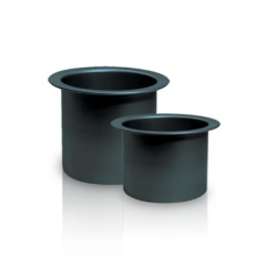 Depileve Black Plated Wax Warmer Insert