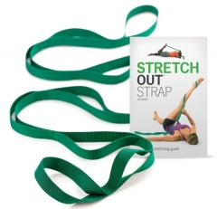 Stretch Out Strap With New Booklet