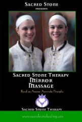 Sacred Stone Ayurvedic Mirror Massage Instructional
