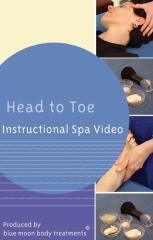 Head to Toe Instructional Spa Instructional DVD