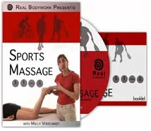Sports Massage Video DVD