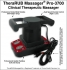TheraRub� Pro-3700 Therapeutic Massager with 12 ft. cord