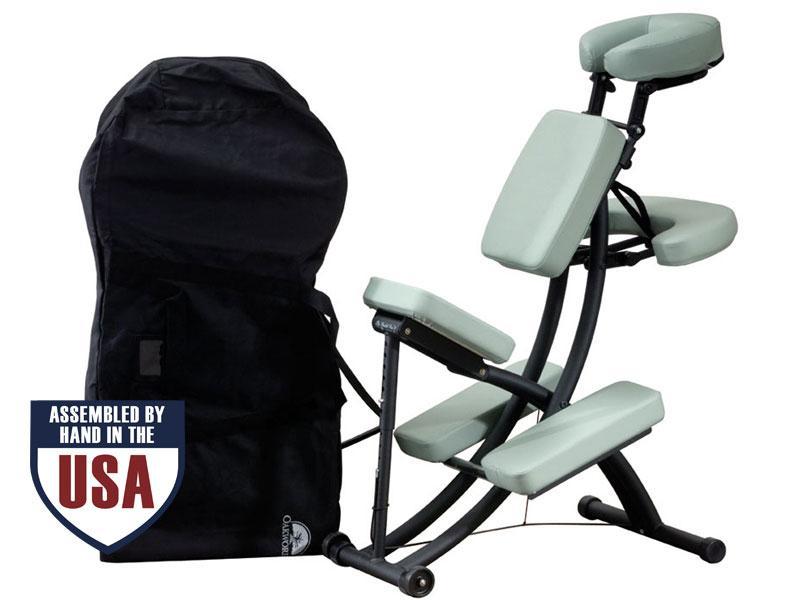 oakworks portal pro massage chair package