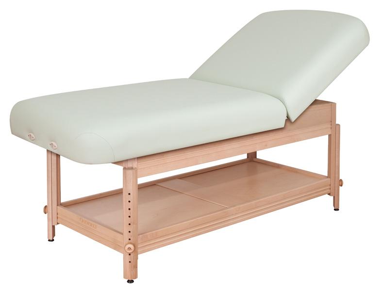 Clinician Adjustable Lift Assist Back Rest Top