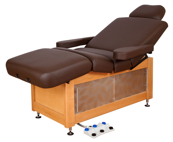 oakworks clinician premiere electric salon top